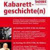 Kabarettgeschichte(n) Hanskarl Hoerning - 10.02.2019 (11 Uhr)